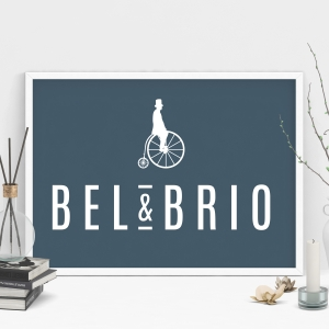 Bel & Brio Logo Artwork