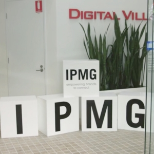IPMG Corporate Signage - Light Boxes